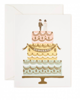 Congrats Wedding Cake von Rifle Paper Co.
