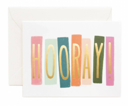 Hooray! von Rifle Paper Co.