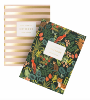 Jungle Pocket Notebooks von Rifle Paper Co.