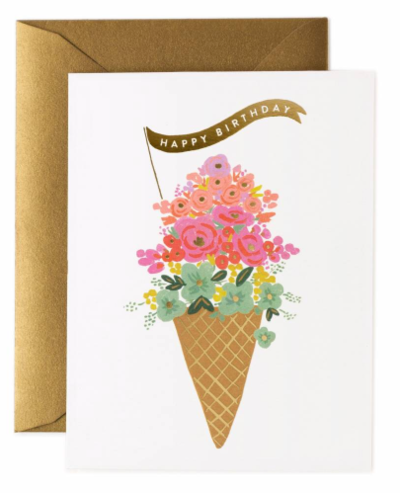 Ice Cream Birthday von Rifle Paper Co.