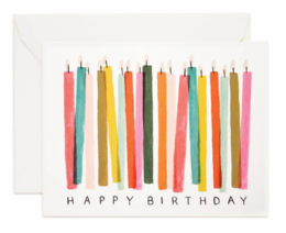 Birthday Candle von Rifle Paper Co.