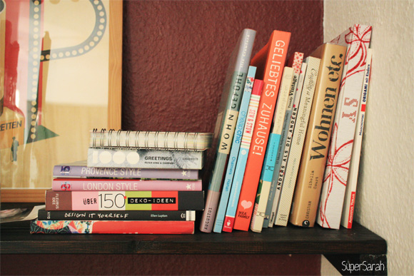 SuperSarah - Inspiration Bücher