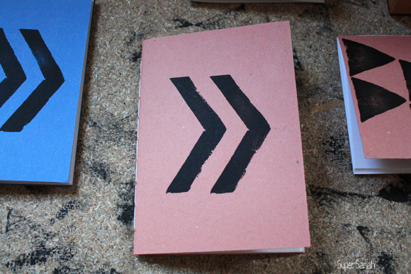 SuperSarah - Notizbücher