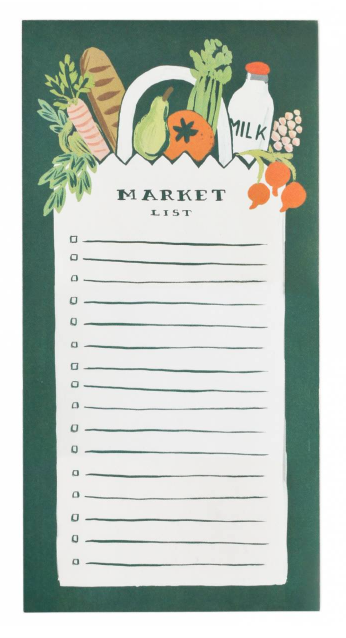 Market Pad von Rifle Paper Co.